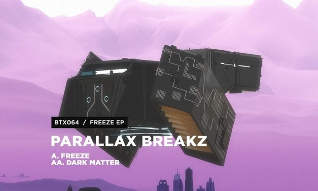 Parallax Breakz – Freeze EP