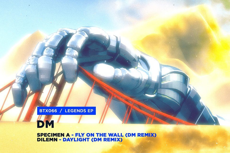 DM – Legends EP