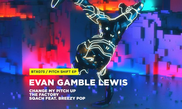 Evan Gamble Lewis – Salvation EP